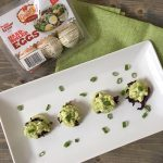 Avocado Egg Salad Bites